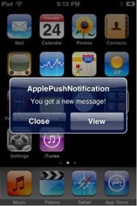App Push Message